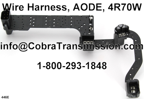 cobra transmission parts 1 800 293 1848 aode  4r70w ford backhoe wire harness