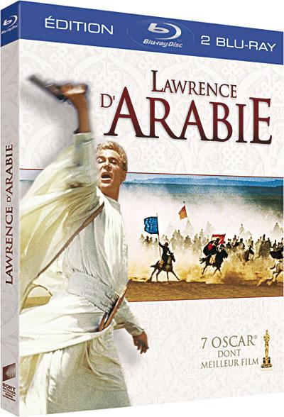 Votre Dvdthèque Lawrence+d+Arabie+Blu-ray