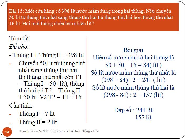Bài toán tìm hai số khi biết tổng.hiệu(14)