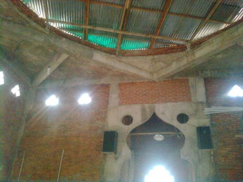 Masjid Al Ikhlas Medan Krio Sunggal Deli Serdang