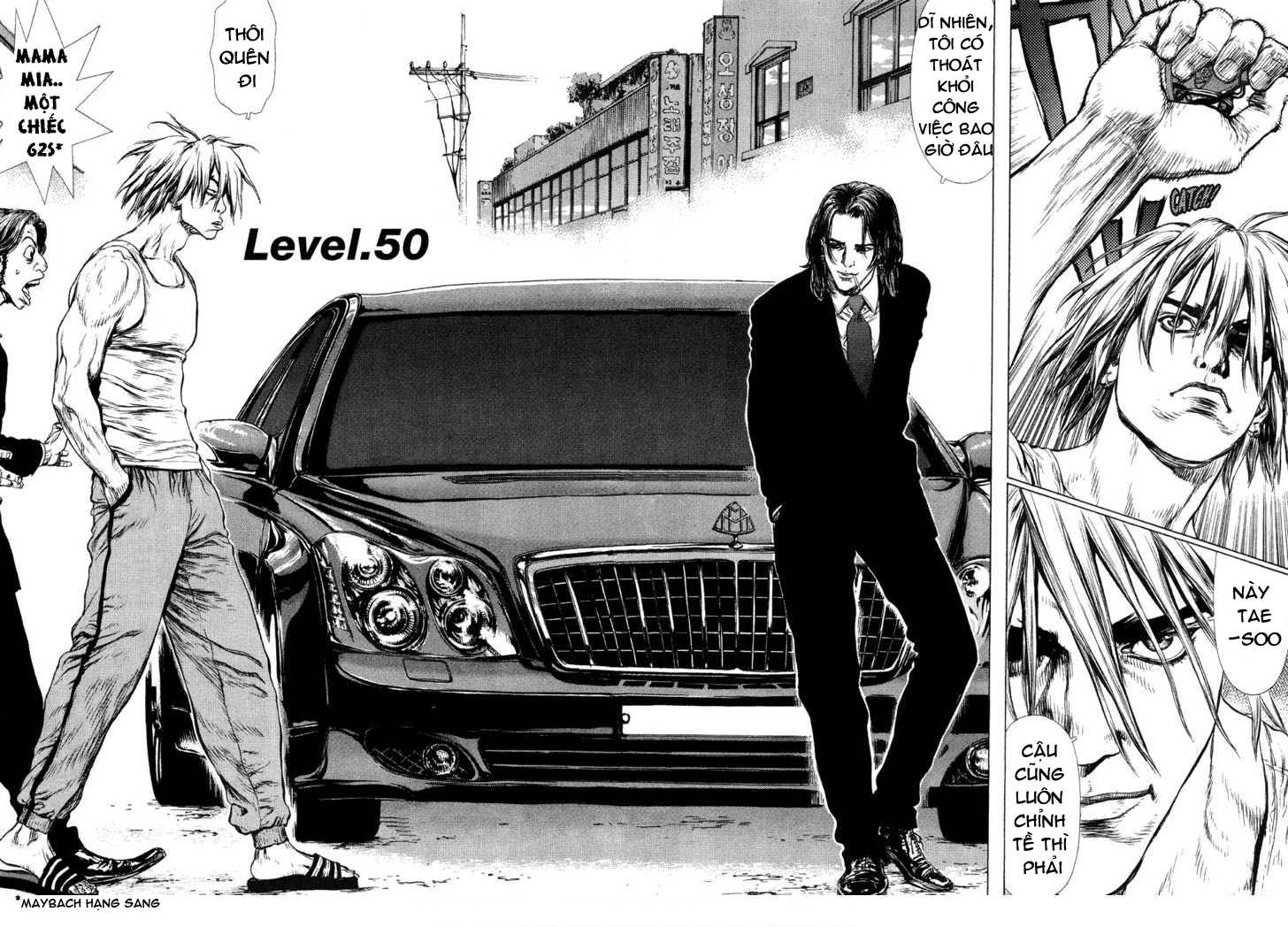 Sun-Ken Rock chap 50 Trang 9 - Mangak.info