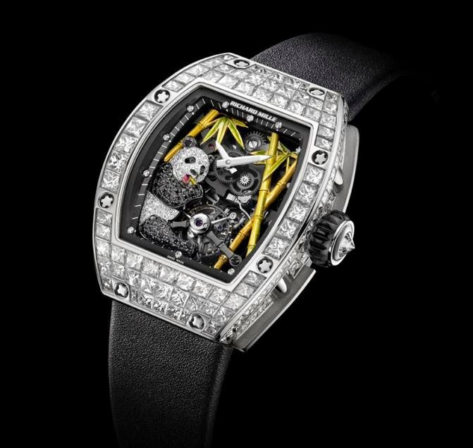 10 Model Jam Tangan Richard Mille Paling Mahal