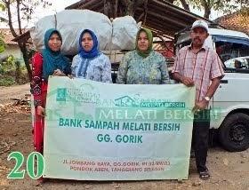 Bank Sampah Melati Bersih Gg. Gorik