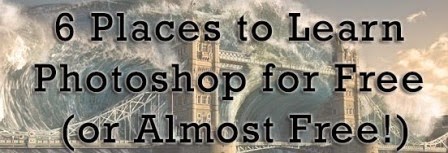 6 Places to Learn Photoshop for Free (or Almost Free!) : eAskme