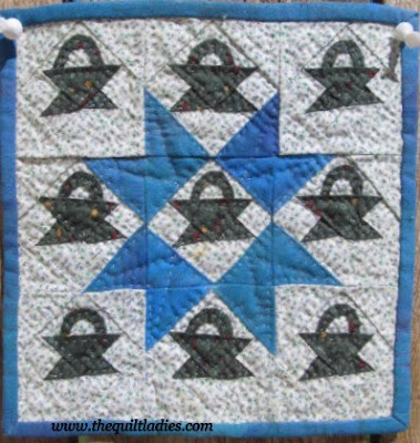 Star Basket Quilt