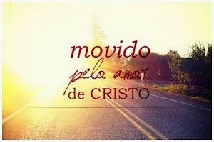 Movido pelo amor de Cristo