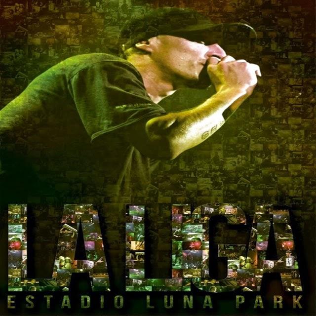 La Liga - En Vivo Luna Park (Audio DVD) (2012)