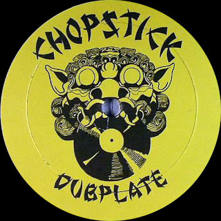 CHOP007AA Chopstick Dubplate (feat. Barry Brown) -  Junglist Far East :