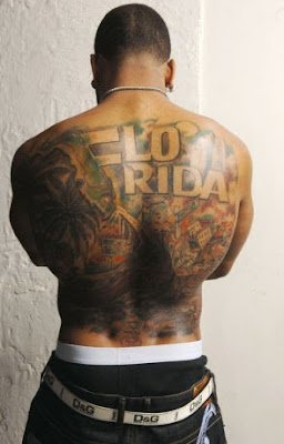 "Nick Cannon's &Quot;mariah"" Tattoo:"