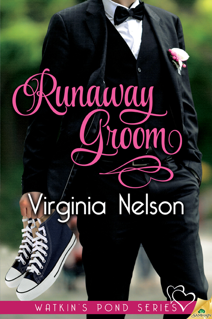 wakin's pond series by virginia nelson - runaway groom , a samhain publishing book