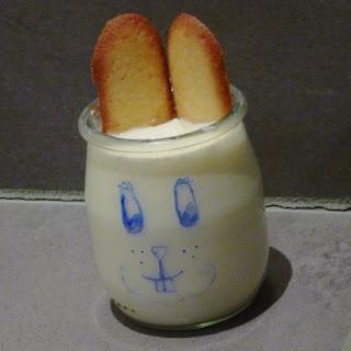 yaourt lapin