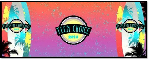 teen choice premios