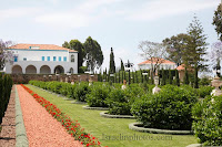 Israel Travel Guide - Shrine of Bahá'u'lláh - Baha'i Garden at Bahji