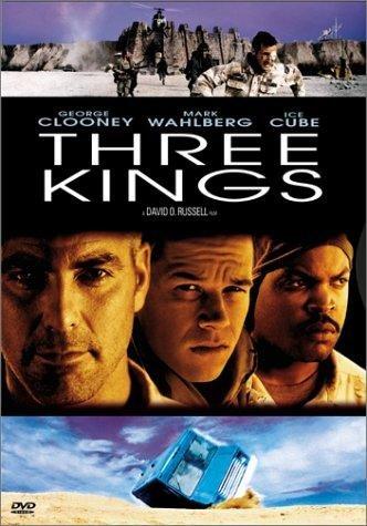 Poster Of Three Kings 1999 720p BRRip Dual Audio