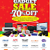 "[SALE ALERT] Get up to 70% off the price tag with the ""Great Gadget Sale"" on November 26-28, 2014!"