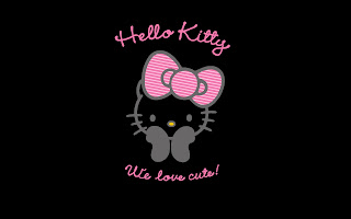 Hello Kitty cute pictures wallpapers 40