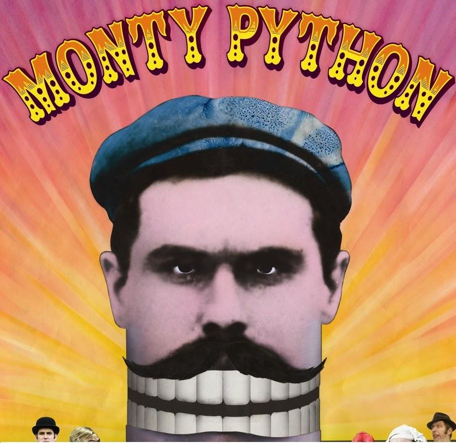 Python Inspired by Monty Python