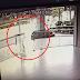 WATCH: Creepy glass door opens twice and shatters itself!