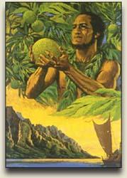 sejarah tanaman sukun