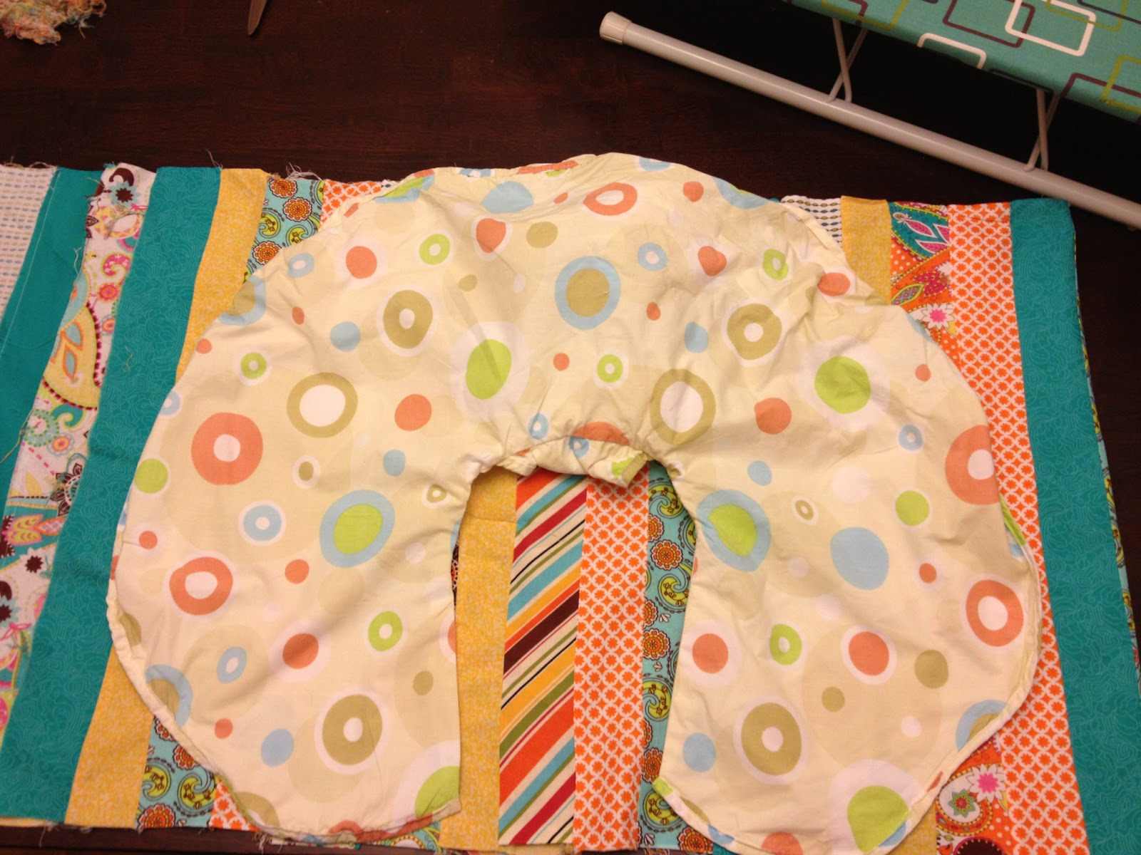 Mommy and the Minister: DIY Boppy Cover Tutorial