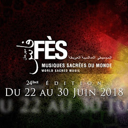 <b>THE FÈS FESTIVAL 22 to 30 JUNE 2018</b>