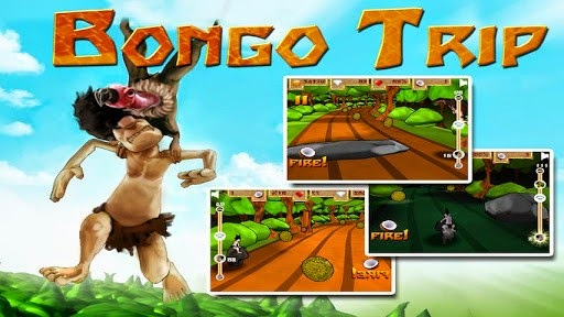 Bongo Trip: Adventure Race v1.7 APK [Mod Money]