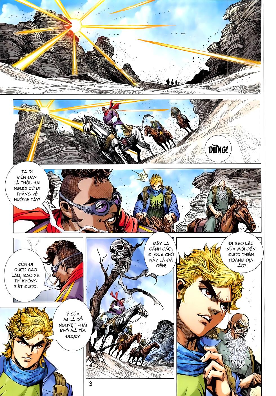 Tân Tác Long Hổ Môn chap 793 Trang 3 - Mangak.info