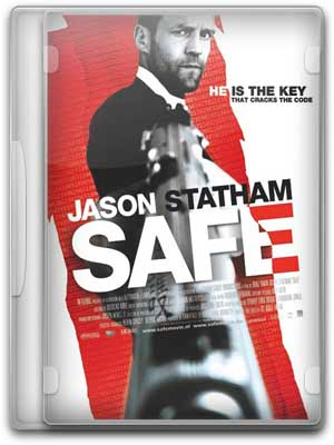 Safe%2B2012%2B %2BPdrdownloads Download O Código   AVI DVDRip Dual Audio + RMVB Dublado