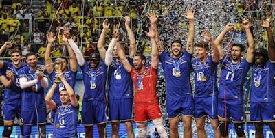 VOLEIBOL - Campeonato de Europa masculino 2015 (Bulgaria / Italia). Francia logra su primer entorchado europeo