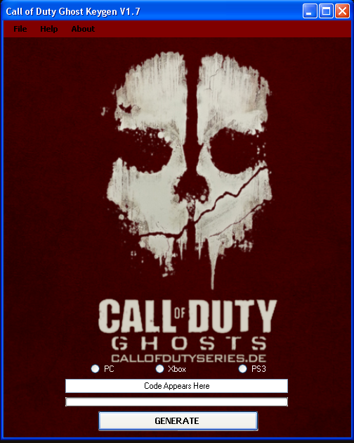 Call Of Duty Ghosts Key Generator help us to unlock all ...