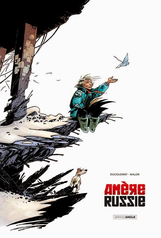 Amère Russie - Intégrale N&B collector