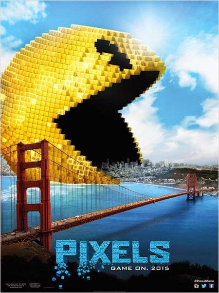 Pixels – Legendado (2015)