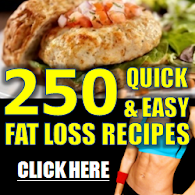 Burn Fat Quick ad Easy