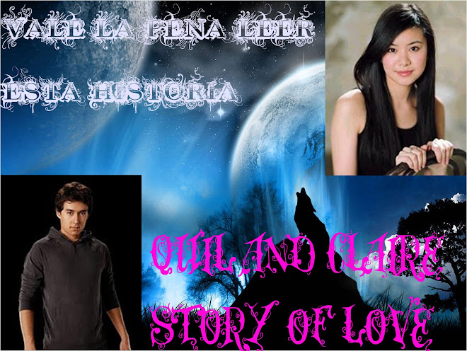 Quil and Claire Story of Love