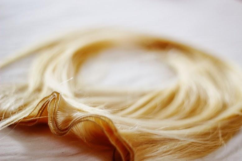 hairextentions 60 cm, haarverlängerung mit 60 cm , haarextentions von verlocke, verlocke haarextentions, echthaarverlängerung, weaveITdeluxeTressen verlocke, haartressen, weaveIT haarverlängerung, 7.3 FloridaCaramelblondvon L'oréal