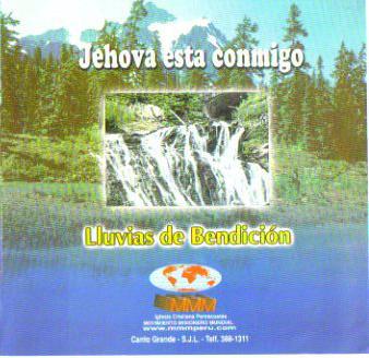 Lluvias De Bendición-Jehová Esta Conmigo-