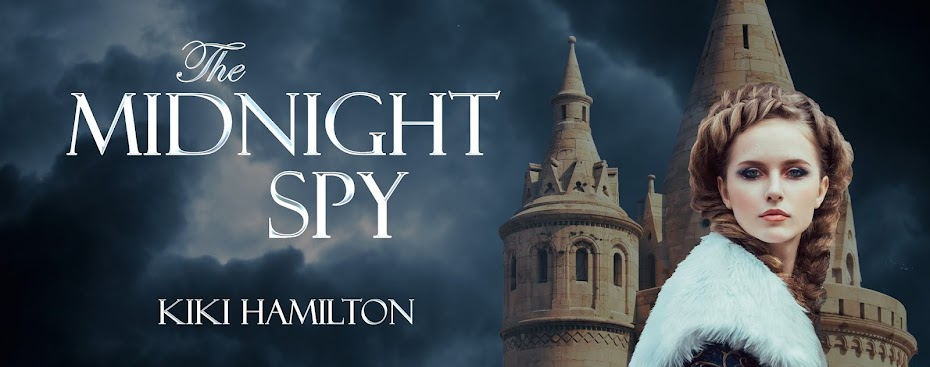 THE MIDNIGHT SPY Series
