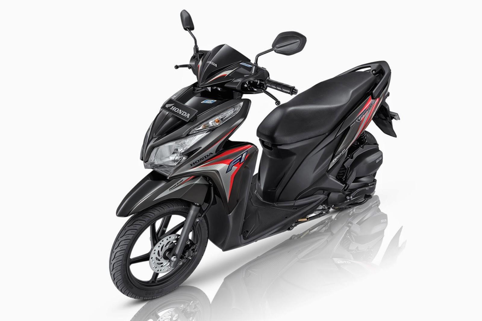 Skema Kelistrikan Honda Vario Techno