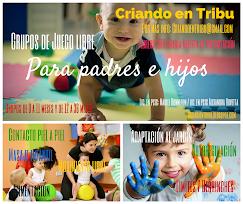 Grupos de Juego libre para padres e hijos