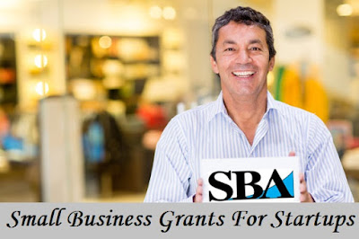 Small Business Grants For Startups