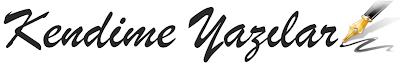KENDİME YAZILAR - Mahfi Eğilmez yazıları