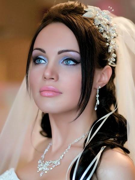 Как сделать себе самой свадебный макияж