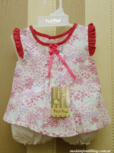 moda para niñas primavera verano 2014 vestidos