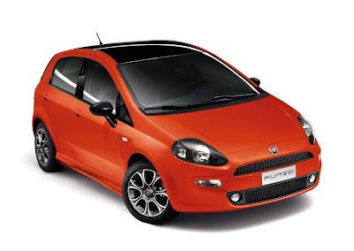 Fiat Punto 2013 con pacchetto Sport Look