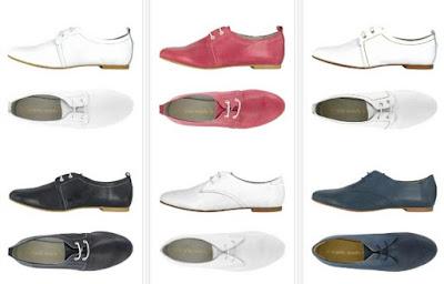 zapatos Derby Chic