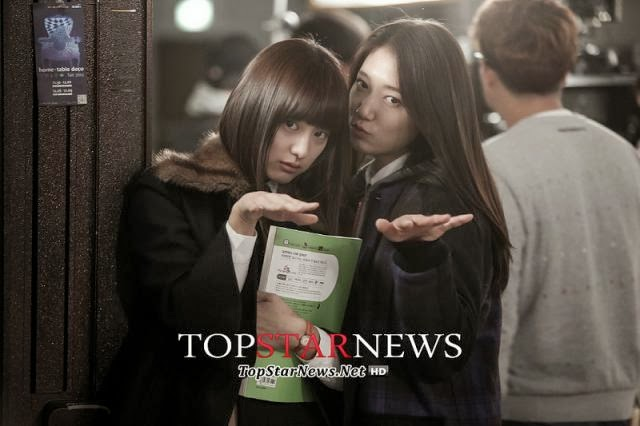 Kim Ji Won & Park Shin Hye are Sisters in The Heirs