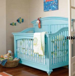 i heart pears choosing a colorful crib. Black Bedroom Furniture Sets. Home Design Ideas