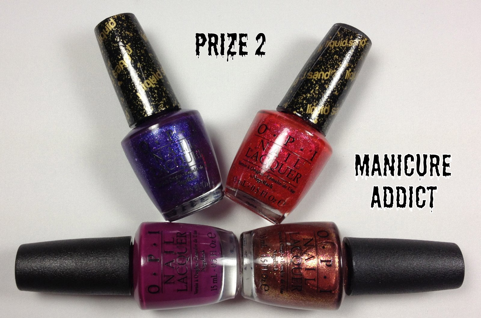 manicure addict opi mariah carey collection review