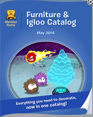 Furniture & Igloo Catalog May 2014