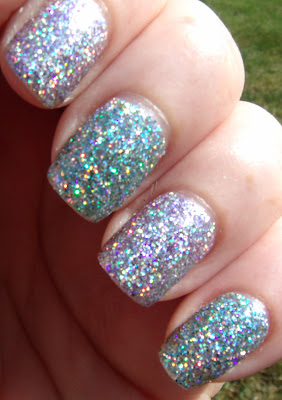Funky Fingers Holographic Glitter